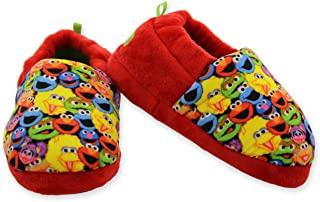 Sesame Street 艾蒙饼干怪男孩女孩 Aline 拖鞋(幼儿/小童)