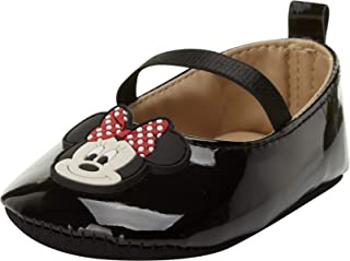 Disney 女童鞋 - 婴儿米妮芭蕾平底鞋