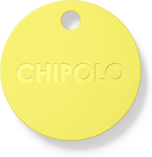 Chipolo Plus 2 G 蓝牙追踪器Ch-Cpm6-Yw-R  黄色