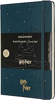 Moleskine 笔记本 哈利·波特 限定版 笔记本 硬皮套 大尺寸 潮*