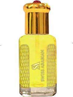 Tigris 12 毫升 | 手工手工制作香水精油香水 | 传统阿塔尔风格古龙水 | Perfumer 瑞士阿拉伯乌木 | 礼物/派对礼品 | 身体油