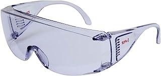 Safety3 园艺护目镜 花园护目镜 防雾 透明 可以戴在眼镜外的款式 G-7