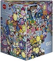 HEYE Puzzle 29789 Sven Hartmann : Masquerade (1000 块)