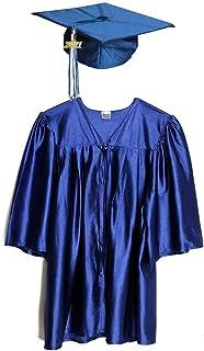学龄前和幼儿园毕业帽和礼服,流苏和 2021 饰品