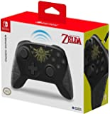 Hori (美国K.)Ltd. Wireless Horipad - Zelda Edition for Nintend…