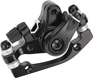 Felenny 液压盘式制动器套装通用电动自行车机械盘式制动卡钳,适用于山地自行车、自行车、电动自行车后座 (F160 R140)