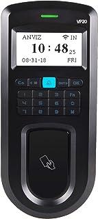 ANVIZ VP20:姓名牌和 PIN 代码的访问控制,TCP/IP 连接和 Wi-Fi