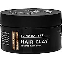 Blind Barber 旅行装 Bryce Harper 发粘土 - 男士丰盈造型膏 强力哑光表面 男士水基*产品…