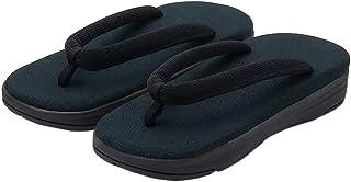 无印良品 能吸收脚跟的冲击 木屐凉鞋