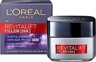 L'Oréal Paris 巴黎欧莱雅 复颜导入系列 抗皱锁龄丰盈日霜 含浓缩玻尿酸,50ml