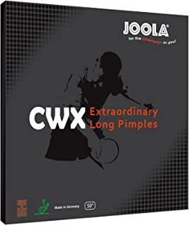 JOOLA 乒乓球 胶皮 YOOLA X CWX 张力/颗粒高 71238R