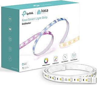 Kasa Smart LED灯条 KL430、16个色区RGBIC,6.6英尺(约2.01米) Wi-Fi LED灯可与Alexa,Google Home&IFTTT配合使用,无需集线器