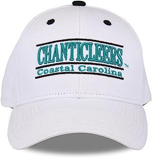 比赛 NCAA 海岸卡罗来纳州黑角铁队中性款 NCAA *吧设计帽 TCU,白色,可调节
