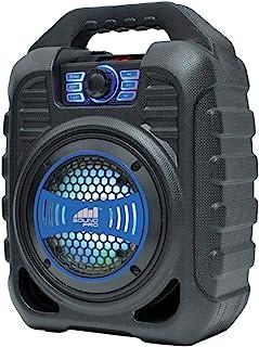 Naxa(r) Nds-5000 5.25 英寸蓝牙 (r) Karaoke 派对音箱NDS-5000 13.70in. x 10.40in. x 6.20in.