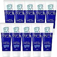 Lion 獅王 Clinica 牙膏 清涼薄荷 直立式 130g×10個套裝