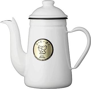 Kalita 咖啡壶-Master-1L,白鹈鹕