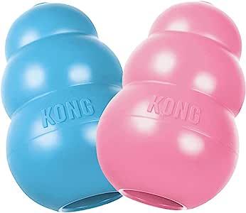 KONG 小狗玩具 粉色或蓝色 中