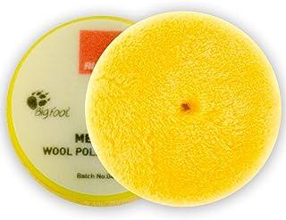 Detail King Rupes 中号黄色羊毛垫 90 毫米/3.5 英寸(6 件装)