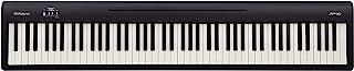 Roland FP-10 数字钢琴 – 通过内置声音、练习功能和应用程序来扩大您的创造力,黑色