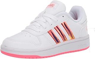 adidas 儿童 Hoops 2.0 篮球鞋