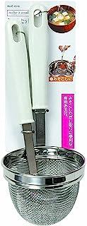 日本进口Pearl Life(珍珠生活)C-4916 不锈钢漏勺