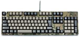 FILCO Majestouch2 Camouflage-RFKBN108MC/NMR2SHK CHERRY MX青轴 日本語配列108フルサイズ