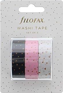 Filofax Washi 胶带套装 - 五彩纸屑