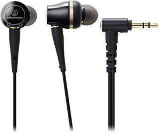 Audio-Technica ATH-CKR100iS带麦克风和控制功能的Sound Inality入耳式高分辨率耳机