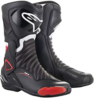 alpinestars 摩托车靴 黑色/红色 40/25.5cm SMX6(ES-6)靴子3017 1691460640
