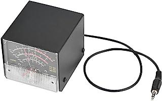 Queen.Y 外部 S 米 SWR 功率表,仪表接收显示表,适用于 Yaesu FT-857/FT-897 金属固定波比