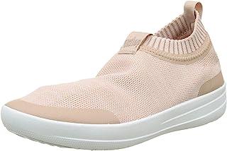 FitFlop 女式 Uberknit 一脚蹬运动鞋