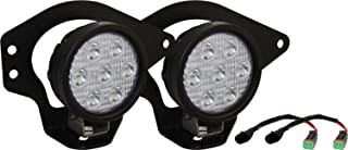Vision X Lighting 9888569 黑色雾灯*支架适用于 Doge RAM
