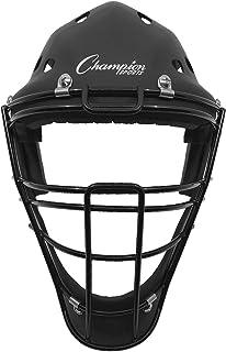 Champion Sports 曲棍球风格棒球捕手头盔