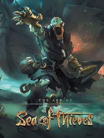 盗贼之海 游戏艺术设定集 英文原版 The Art of Sea of Thieves XBOX同名游戏场景 道具 人物 原画设定 Rare 精装 进口书