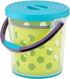 多功能水桶 泼水10 泼水10 ブルー&グリーン 3221BL&GR