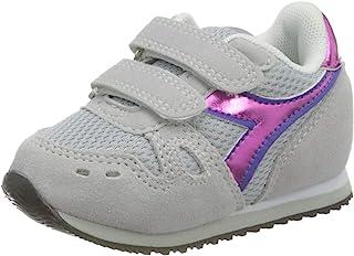 Diadora 女童 Simple Run Td Girl 婴儿鞋