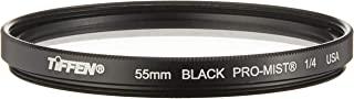 Tiffen BLACK PRO-MIST 单反滤镜 55mm 1/4滤镜