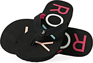 Roxy 女童 Rg Vista 拖鞋