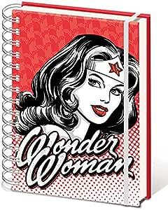 DC Comics Sr71852 漫画神奇女侠 A5 笔记本电脑