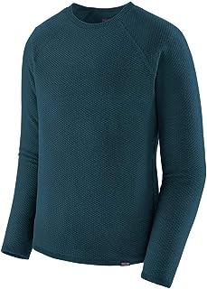 Patagonia 男式 M 型帽空气圆领运动衫