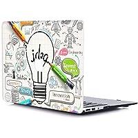MacBook Air 13 英寸手机壳,AQYLQ 塑料保护盖硬壳保护套,适用于苹果 MacBook Air 13 英…