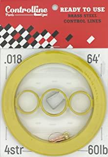 控制线平面线套件(黄色,0.018x2x64)
