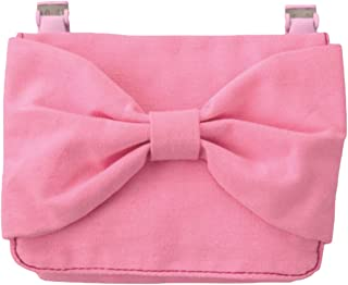 RAYMAY藤井 化妆包 夹子 粉色