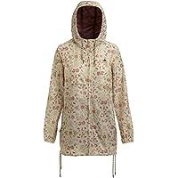 Burton Hazelton Packrite 女士雨衣