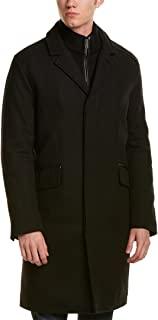 Cole Haan Signature 男士针织围兜经典上衣夹克