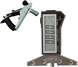 iGaging 数字平面铁检查和Jointer 刀调整精确木工