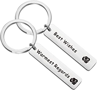 KUIYAI Schitts C 灵感钥匙扣 *热的问候 钥匙扣 套装 Schitt's C 粉丝礼物
