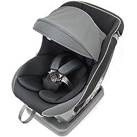 Leaman *带固定 日本制造 方便坐下方便 婴儿背带 4岁左右 灰色 0个月~