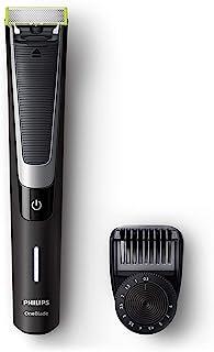 飞利浦 OneBlade Pro 修剪,造型,剃须/12种长度精准梳头(QP6510/30)