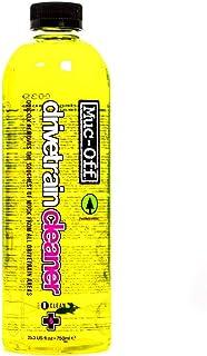Muc Off 生物传动清洁剂,750 毫升 - 有效的生物降解自行车链清洁剂和去油液 - 适合所有类型的自行车,黄色